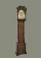 A Scottish clock, Jn Turnbull Hawick, 1790