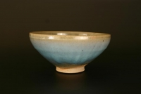 A large blue-glazed Junware bowl Song Ceramics Chinese
