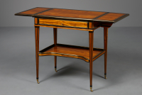Vienna Biedermeier table