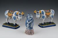 Een stel Delftse Koeien