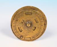 Calendarium Perpetuum, eeuwigdurende kalender.