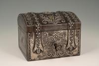 A Russian iron box.