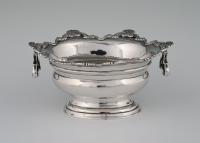 Zilveren kandijbakje, Middelburg 1752