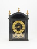 French Louis XIII 17th century religieuse clock