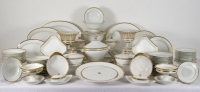 An Empire Dinner Service