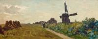 Windmill at Elspeet