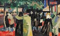 Les Amoureux de Montparnasse