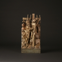 Deposition of the cross
