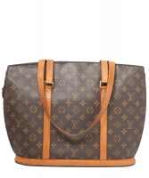 Louis Vuitton Monogram Canvas  Babylone Tote Bag - Louis Vuitton