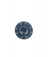A Little Blue - White Delft Plate