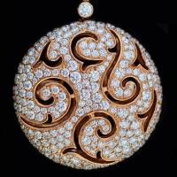 >5 ct. diamond pendant