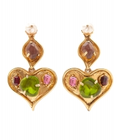 Christian Lacroix Clip On Earrings - Christian Lacroix