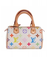 Louis Vuitton Mini HL Multicolore Handbag