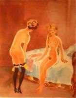A la recherche du temps perdu,   written by Marcel Proust.