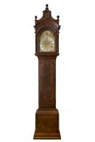 A Fine English mahogany longcase clock, W. Ward London, circa 1770