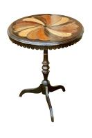Specimen wood table