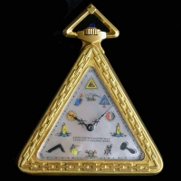 Masonic pocketwatch