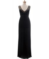 Valentino Black Evening Gown
