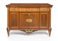 "A Dutch Louis Seize Sideboard ""Klapbuffet"""