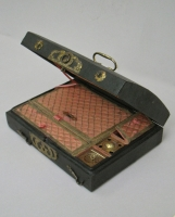 Shagreen writing box