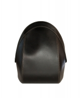 Delvaux Black Leather Backpack - Delvaux
