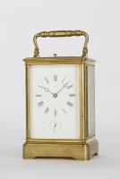 Giant Carriage clock Thomas (Paris)
