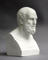 Sèvres bust Hippocrates