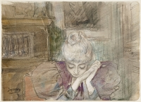 Portrait of Annie Hall