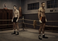 The Boxing School - Erwin Olaf