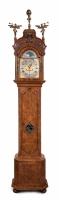 Dutch longcase clock signed by Gerrit Bramer Amsterdam