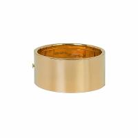 18 Carat Pink Gold Cuff Bracelet