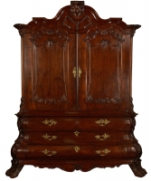 An Early Louis XV Cabinet