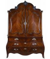 A Rococco Cabinet