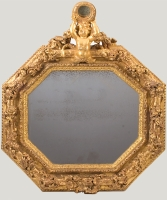 A Dutch Baroque Mirror
