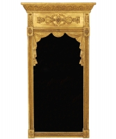 A Rectangular Empire Mirror