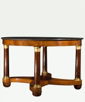 A Mahogany Empire Centre Table