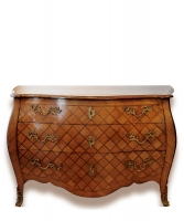 Een Hollandse Louis XV Commode