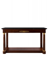 An Empire Console Table