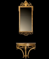 A Rectangular Louis XVI Mirror