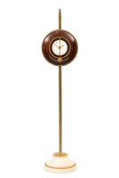French 18th century Table Rack clock circa 1780