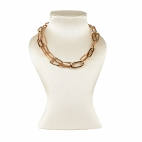 Artur Scholl 18 Carat Rose Gold Chain Necklace