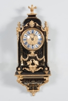 Small Decorative Louis XIV Boulle Inlaid Bracket Clock, circa 1720