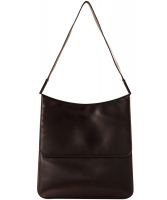 Gucci Vintage Brown Shoulder Flapbag