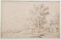 Jan Josephsz. van Goyen, 'Landscape with a farm'