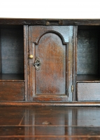 English secretaire, made about 1750.
