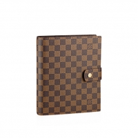 Louis Vuitton Damier Canvas Ring Agenda Cover