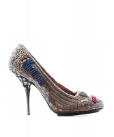 Dries Van Noten Beaded Pumps
