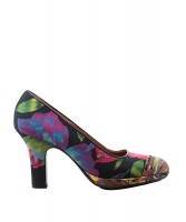 Dries Van Noten Fabric Pumps - Dries van Noten