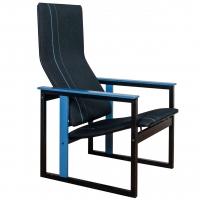 Finnish Design Chair circa 1980 by Simo Heikkila