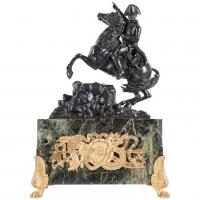 Very Nice and Imposing Bronze Statue of Napoléon Bonaparte
